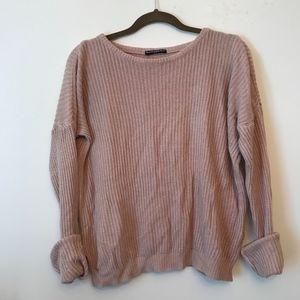 Brandy Melville Blush Sweater